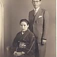 父と母(1940年頃)