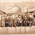 『明治天皇と日露大戦争』記念撮影