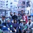 清澄白河花壇の会(集合2011年4月2日)