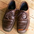Golfアキオ製靴